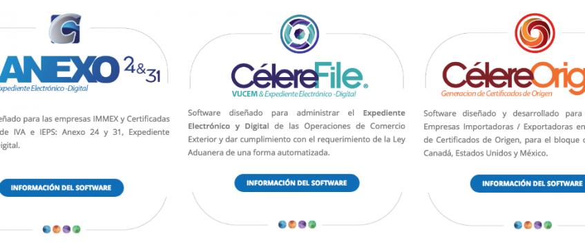 Top de Software de Comercio Exterior CAMPA