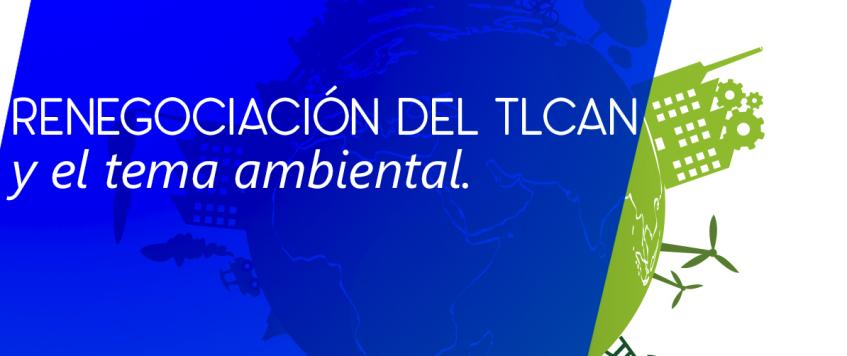 Tema ambiental se tocaría por encimita en TLCAN .