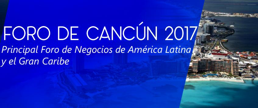Foro de Cancún 2017