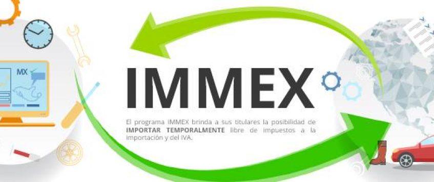 Secretaría de Economía  IMMEX