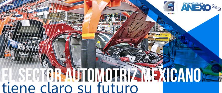 Con o sin TLCAN, el sector automotriz mexicano tiene claro su futuro